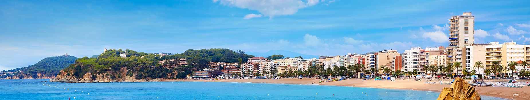 Buspendel Playa d'Aro