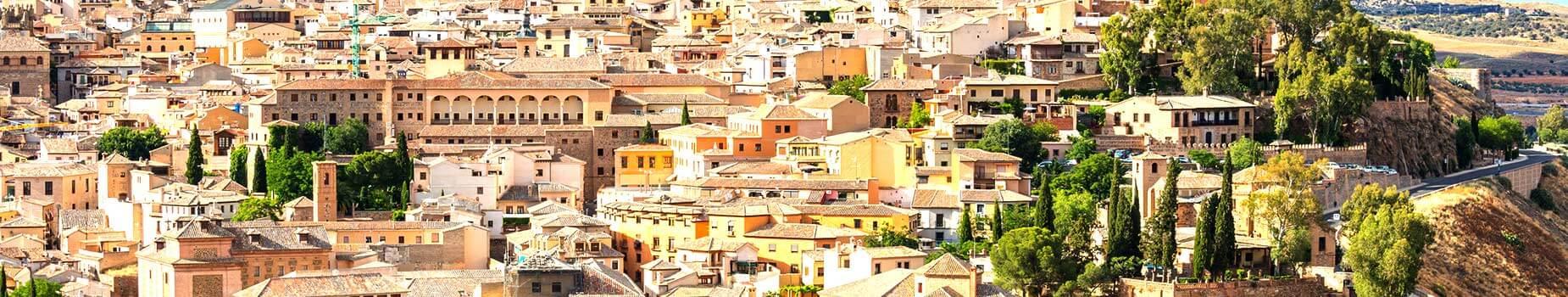 Excursiereizen Spanje
